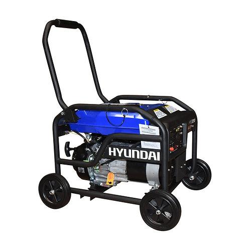 GENERADOR HYUNDAI 3250W C/MOT 7.3 HP 110V/220V