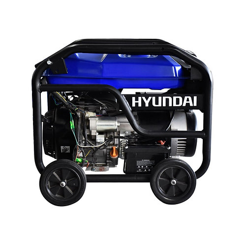 GENERADOR HYUNDAI 6000W C/MOT 13.1 HP 110V/220V