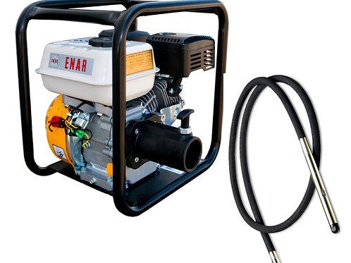 VIBRADORES TIPO PENDULAR A GASOLINA ENAR EAGLE  5.5 HP (SIN CHICOTE)