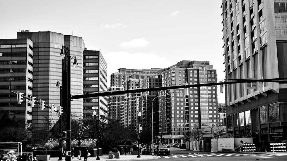 Inner City - B/W
