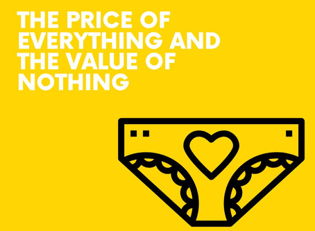 The Price of Everything and the Value of Nothing