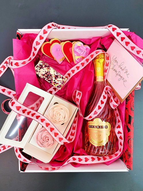 V day Gift box - Premium