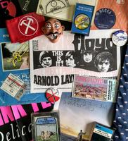 Pink Floyd Collector Bob Follen's collection
