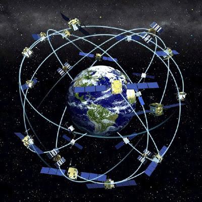 GPS ၿဂိဳဟ္တု ၂၄ လံုးႏွင္႔ ပတ္လမ္း ၆ ခု