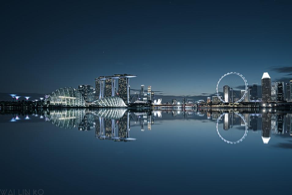 Singapore Midnight