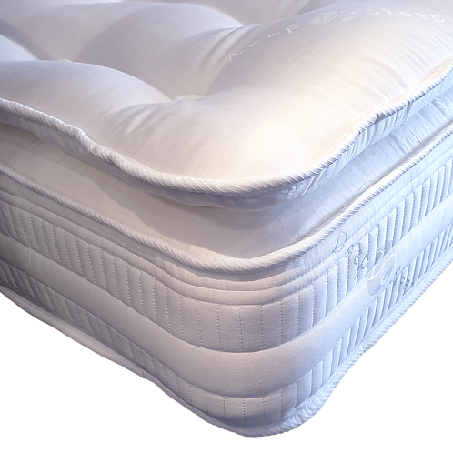 Pocket Pillow Top Single Mattress