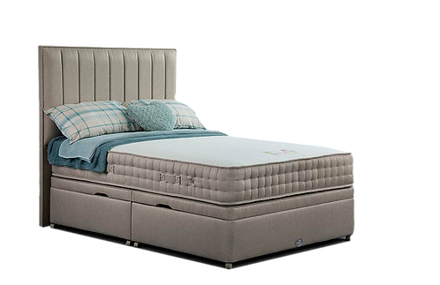 Passionflower Small Double Divan + Headboard