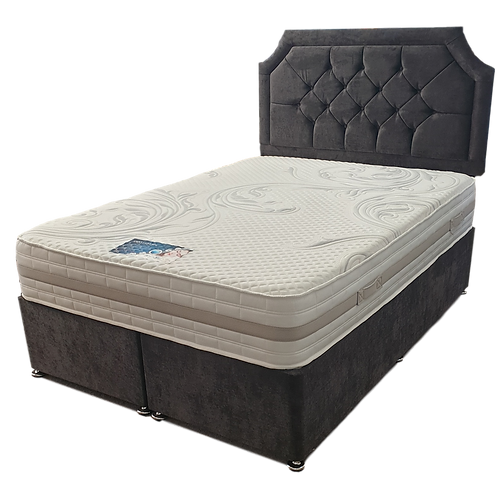 Gel 1200 Luxury Single Divan