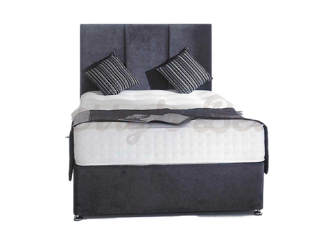 Kensignton Super King Divan +Headboard