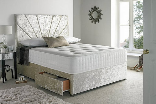 Sunrise 1500 double Divan
