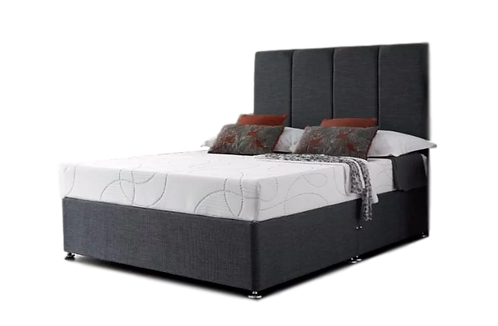 Ruby Double Divan + Headboard