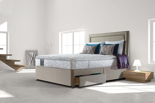 Luxury Pillowtop King Size Divan