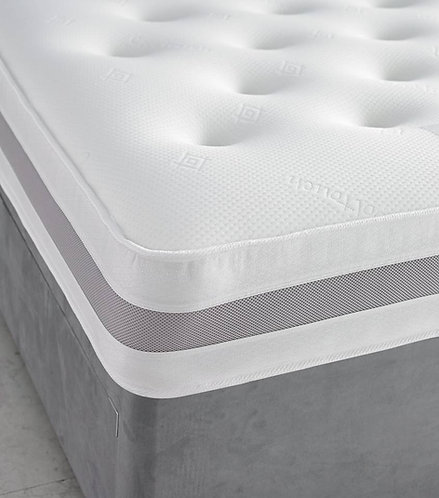 Solo Memory Super King Size mattress