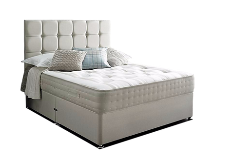 1000 Ortho King Size Divan With Headboard