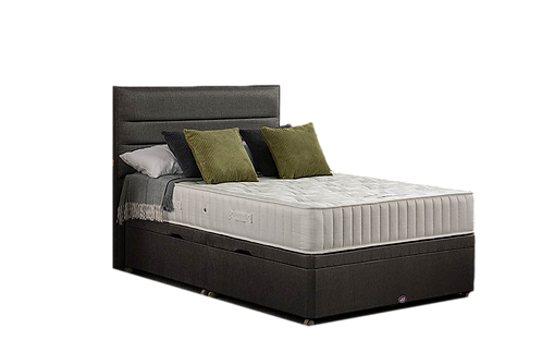 Firm Support Small double Divan + Headboard