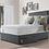 Thumbnail: Geltex Pocket Euro Top 2800 Double mattress