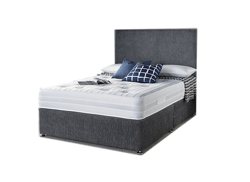 Harmony Super King Size Divan + Headboard