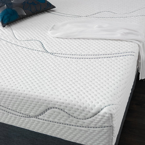 The Cool Blue Pocket sprung Small double mattress