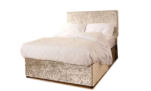 Special Divan King Size With 2 drawers & Headboard