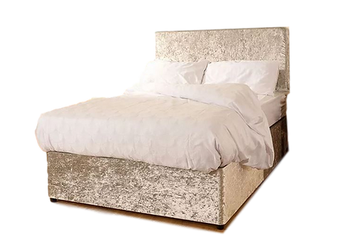 Special Divan Small Double With 2 drawers & Headboard