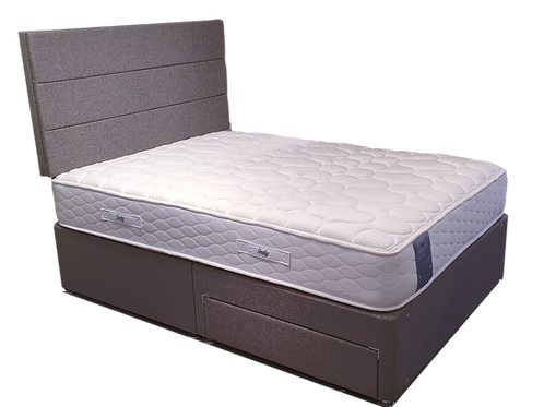 Sealy 1400 Pocket Firm King Size Divan