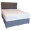 Thumbnail: Cashmere 2000 Small double Divan + Headboard