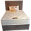 Thumbnail: Pillowtop Super King Size Divan + Headboard