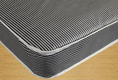 Waterproof double mattress