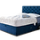 Thumbnail: Monti 1500 Small Double divan +Headboard