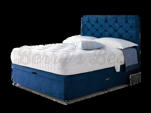 Monti 1500 Super King Size divan +Headboard