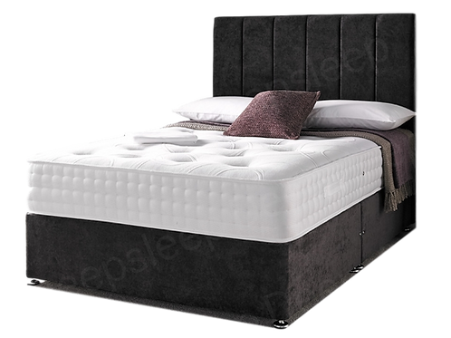 2000 Empire Single Divan + Headboard