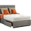 Thumbnail: Sleepzone Gel  Small Double Divan + Headboard