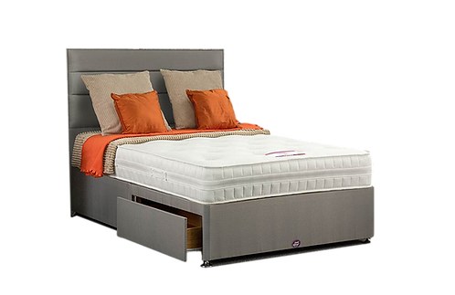Sleepzone Gel  Double Divan + Headboard