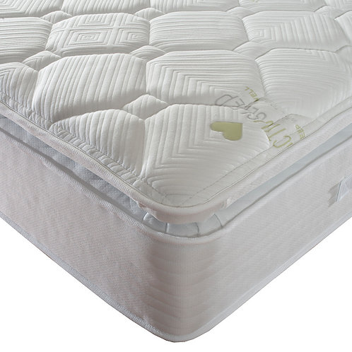 Geltex Pocket Euro Top 2800 Super King Size mattress