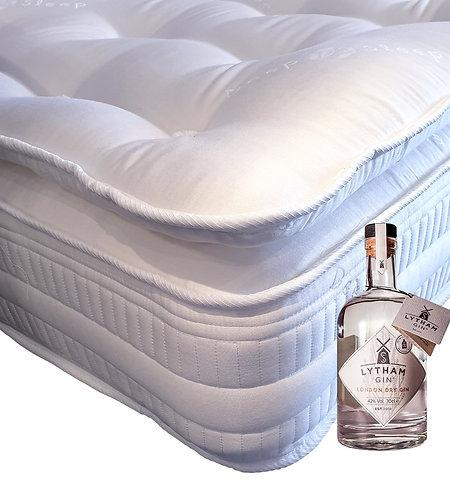Pocket Pillow Top Double Mattress