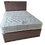 Thumbnail: Berrys Essential Small Double Divan + Headboard