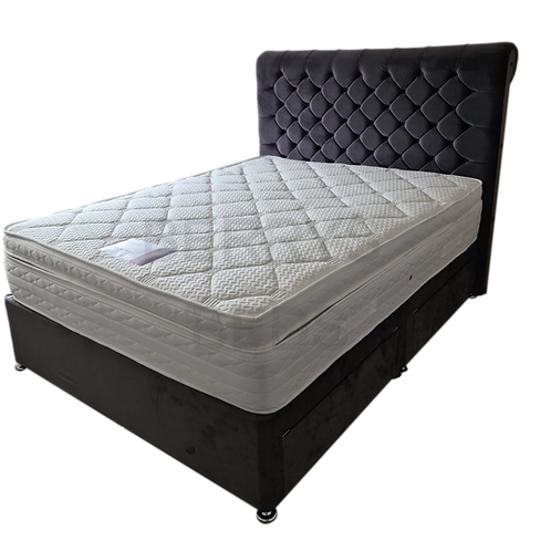 3000 Gel Super King Size Divan