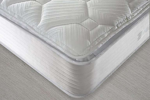 Activsleep Geltex Pillow Top Pocket Sprung 2200 Single Mattress