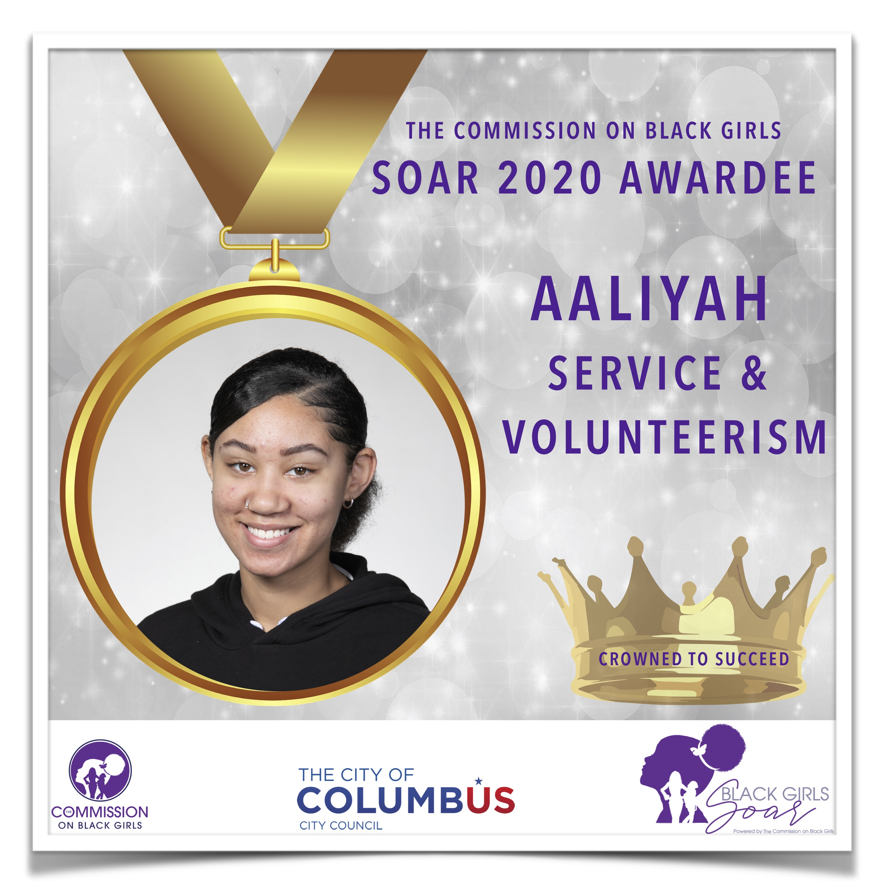 2 SOAR 2020 Aailyah Service and Voluntee