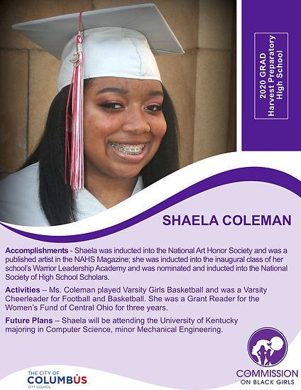 N V3 FINAL Shaela Coleman 2020 Girl Grad