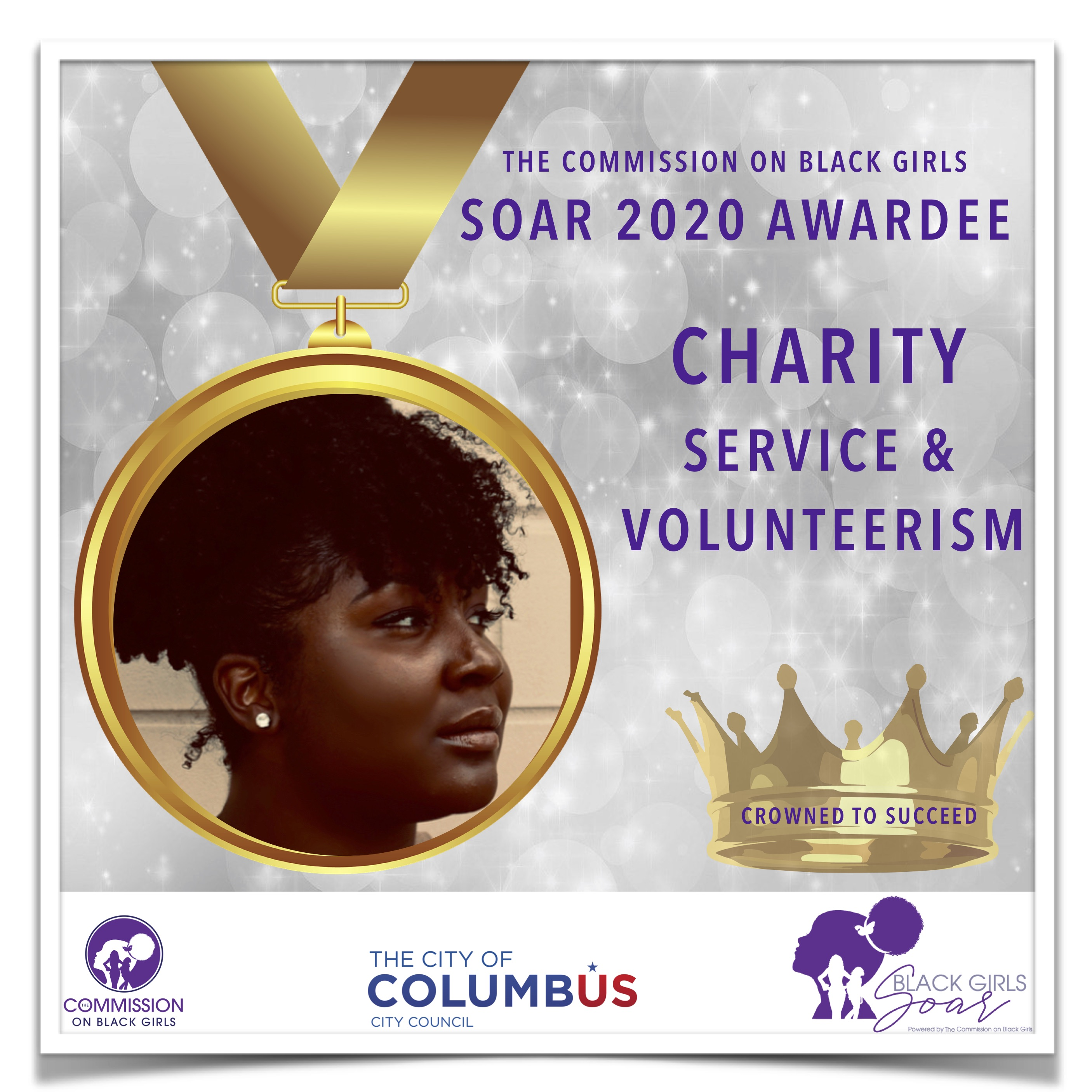 19 SOAR 2020 Charity Service and Volunte