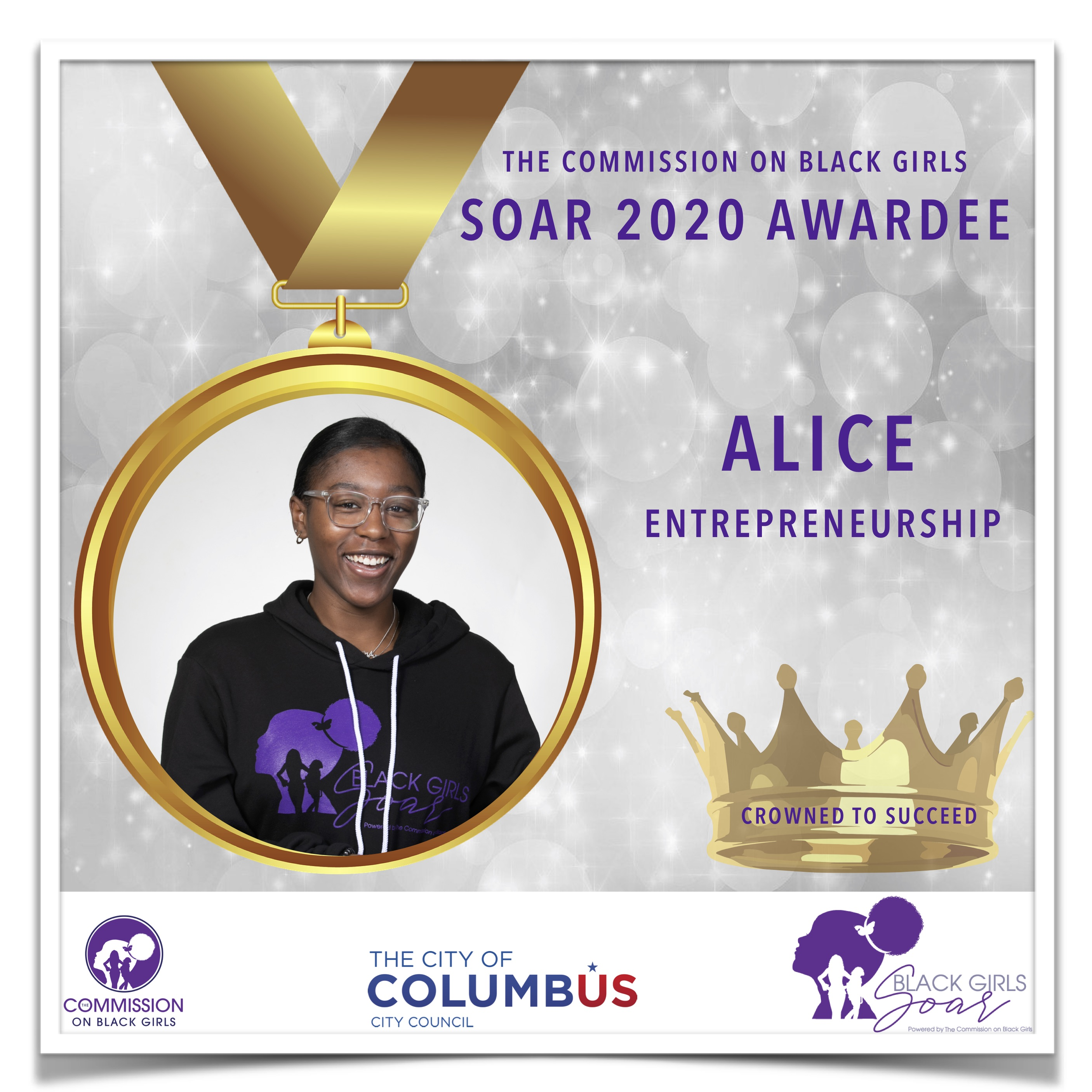 14 SOAR 2020 Alice Entrepreneurship