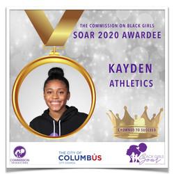 6 SOAR 2020 Kayden Athletics