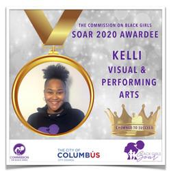 13 SOAR 2020 Kelli Visual and Performing
