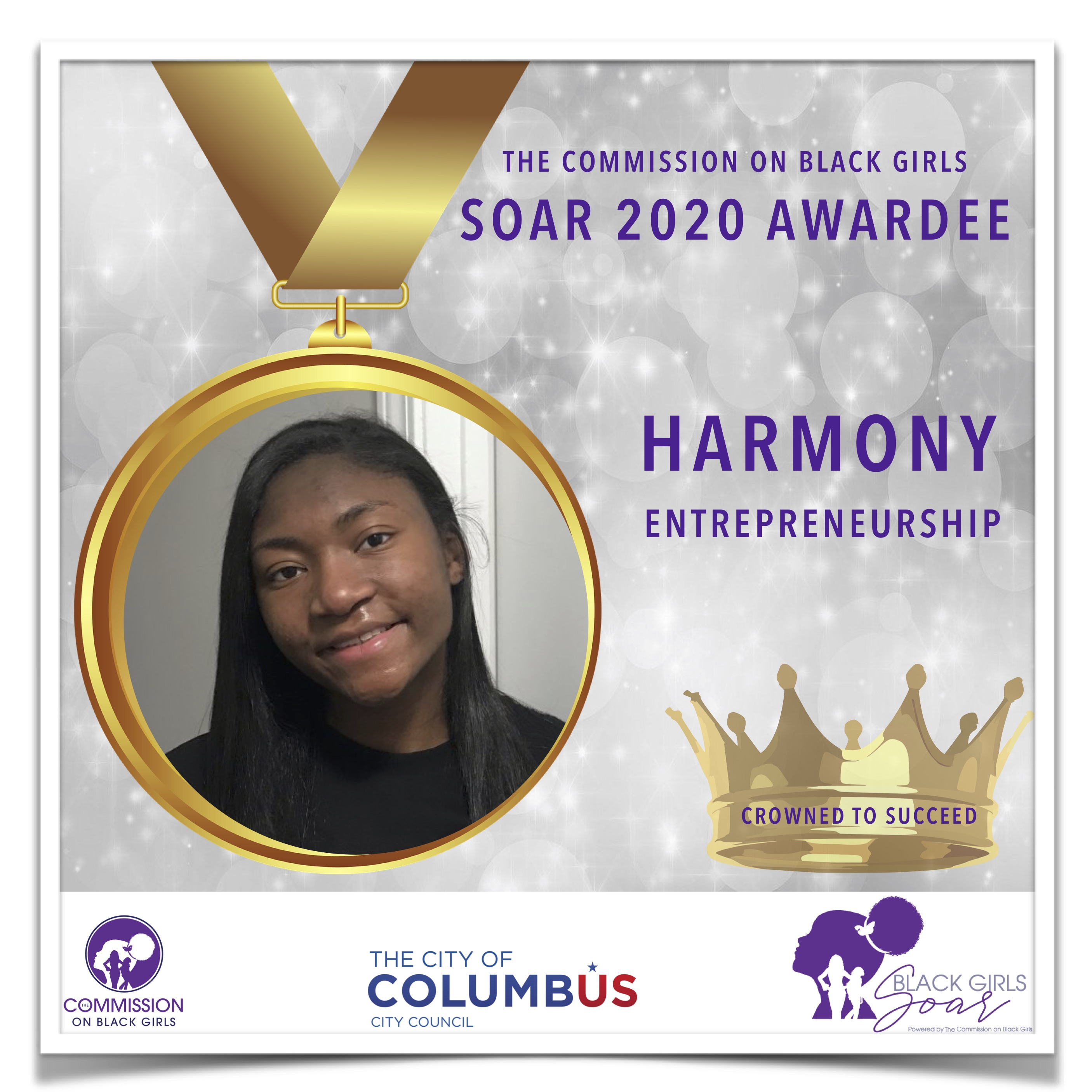 9 SOAR 2020 Harmony Entrepreneurship