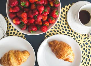 パリでオシャレで美味しい朝食