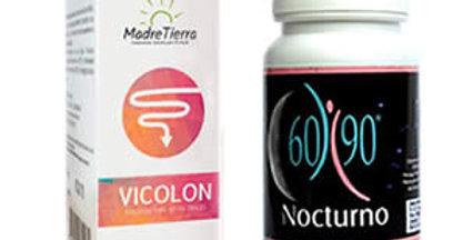 VICOLON y 6090 NOCTURNO