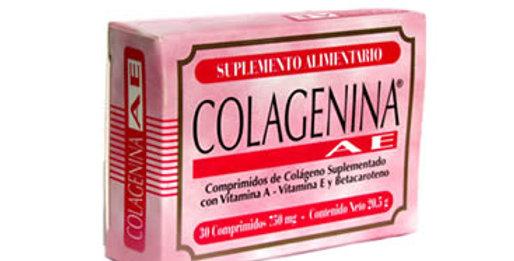 Colagenina | Colágeno | Problemas de pelo y piel