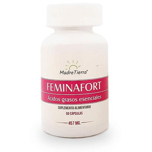 Femina Fort  |  Síntomas pre-menstruales y menopausia