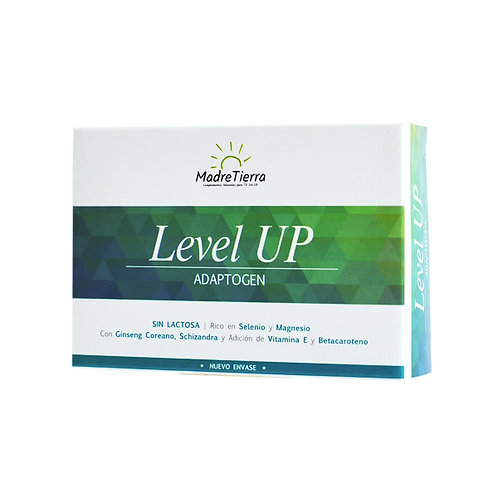 Level Up | Suplemento energético natural